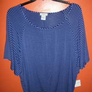 KATE HILL PLUS SIZE TOP